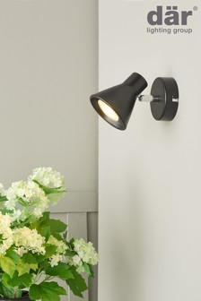 Dar Lighting Diza Single Spotlight