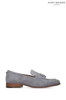 Kurt Geiger London Levi Loafer Grey Shoes