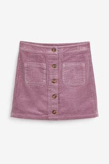 Lilac Cord Skirt (3-16yrs)