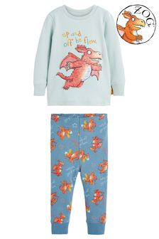 Blue Zog® Snuggle Pyjamas (12mths-10yrs)