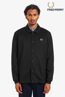Fred Perry Tricot Coach Jacket