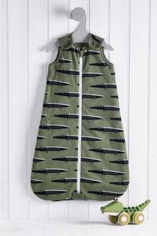 Khaki Croc 2.5 Tog Sleepbag
