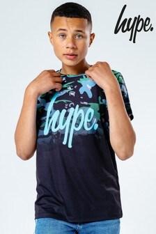 Hype. Camo Fade T-Shirt
