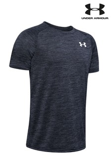 Under Armour Boys Tech 2.0 Short Sleeve Top