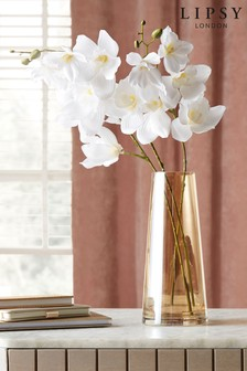 Lipsy Artificial Floral Stems in Vase