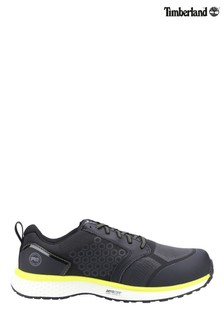Timberland Pro Black Reaxion Composite Safety Trainers