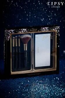 Set of 4 Lipsy Mini Make Up Brushes