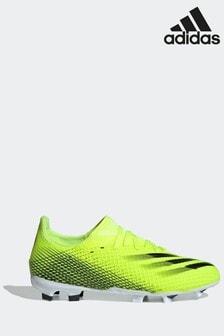 adidas X P3 Kids Firm Ground Football Boots