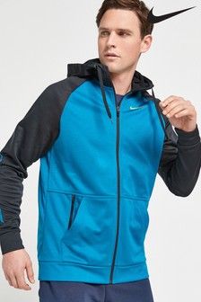 Nike Therma Sport Clash Zip Through Training Hoodie