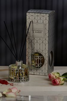Midnight Patchouli & Amber 180ml Diffuser