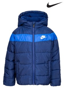 Nike Little Kids Navy Filled Jacket