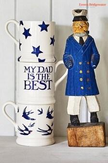 Emma Bridgewater Blue Toast And Marmalade My Dad Is The Best Mug