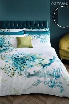 Voyage Wimborne Duvet Cover and Pillowcase Set