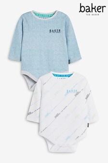 Baker by Ted Baker Bodysuits 2 Pack
