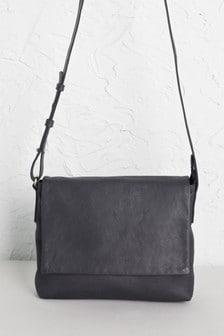 Seasalt Grey Ursell Cross-Body Bag