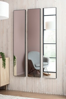Set of 3 Floor Length Mirrors
