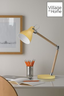 Drake Table Lamp by Village At Home