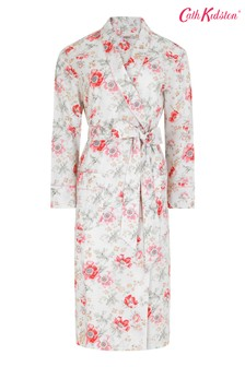 Cath Kidston® Cream Lindfield Meadow Robe