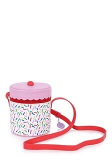 Girls Pink Cake Shoulder Bag