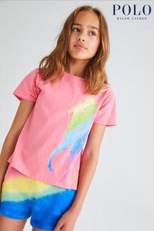 Ralph Lauren Pink Pony T-Shirt
