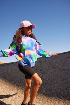 Black Cycle Shorts (3-16yrs)