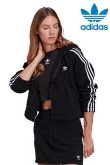 adidas Originals Fleece Zip Through Hoodie