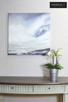 Wave Canvas by Arthouse