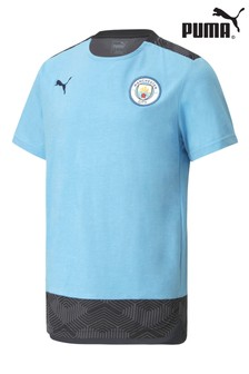 Puma® Manchester City Junior Casual T-Shirt