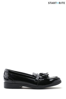 Start-Rite Sketch Black Patent Leather Shoes