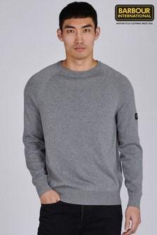 Barbour® International Cotton Crew Neck Sweater