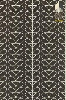 Orla Kiely Linear Stem Wallpaper