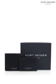 Kurt Geiger London Black KGL Billfold Wallet