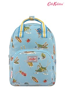 Cath Kidston® Blue Bugs Kids Medium Backpack