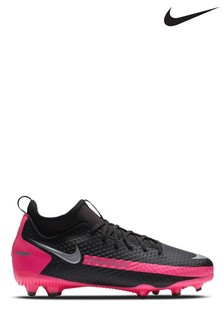 Nike Black Phantom GT Academy Dynamic Fit Multi Ground Junior and Youth Football Boots
