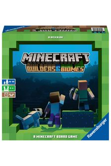 Ravensburger Minecraft Builders & Biomes Game