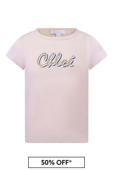 Girls Cotton Jersey T-Shirt