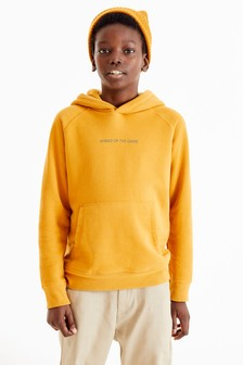 Ochre Supersoft Hoody (3-16yrs)