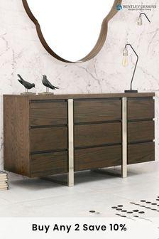 Tivoli Narrow Sideboard by Bentley Designs