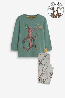 Green Stickman® Snuggle Pyjamas (9mths-10yrs)