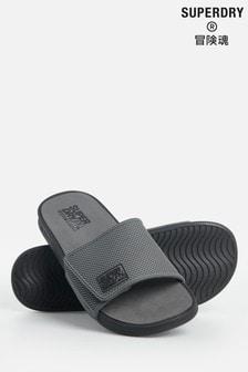 Superdry Premium Crewe Sliders
