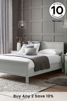 Grey Painted Sutton Bed