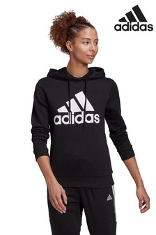 adidas 3 Stack Pullover Hoodie