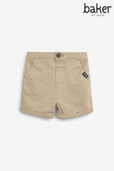 Baker by Ted Baker Tan Chino Shorts
