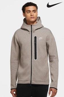 Nike Tech Fleece React Print Hoodie