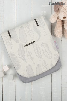 Cuddleco Feathers Memory Foam Pushchair Liner