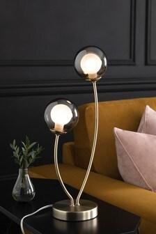 Valentina 2 Light Table Lamp