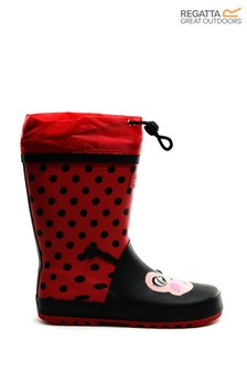 Regatta Red Mudplay Junior Wellies