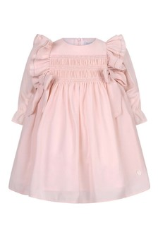 Baby Girls Light Pink Dress
