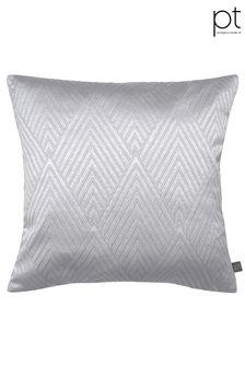Prestigious Textiles Crimp Sterling Feather Cushion