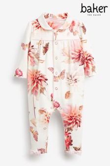 Baker by Ted Baker Floral Pyjama All-In-One